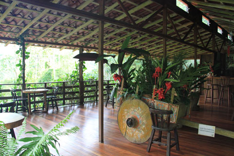 Selva Bananito Lodge Rancho