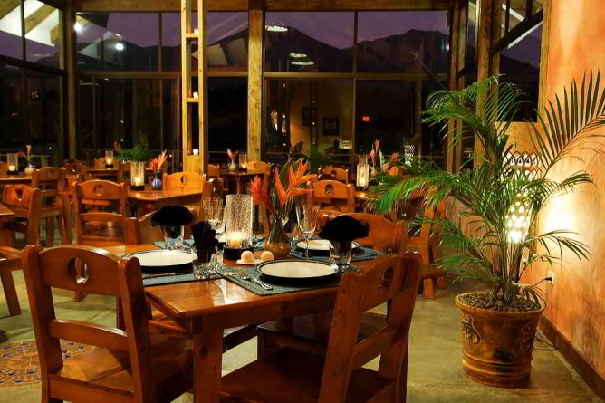 Tenorio Lodge Restaurant