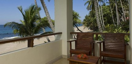 Beachfront Zimmer Balkon