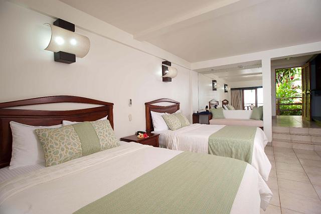 Tango Mar – Beachfront Zimmer mit 2 Betten