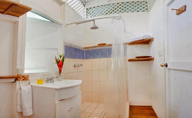 Casa Cubali – Badezimmer