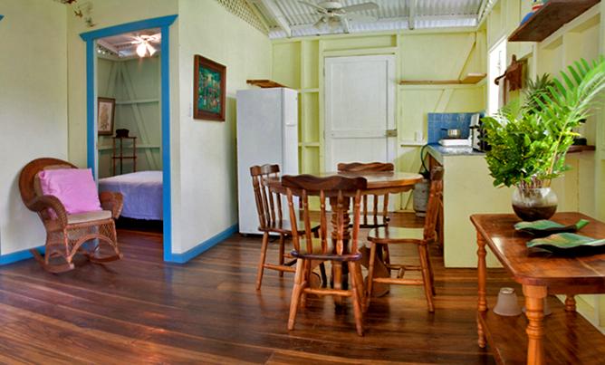 Casa Cubali – Küche