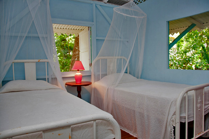 Casa Cubali – Schlafzimmer