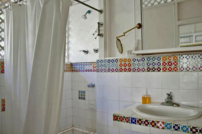 Casa Estrellita – Badezimmer