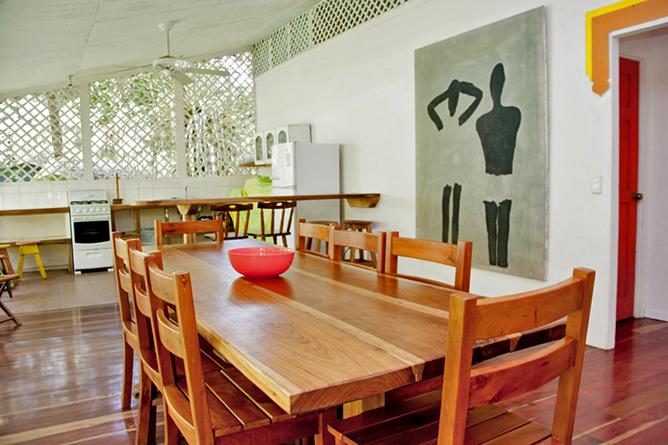 Casa Estrella – Küche