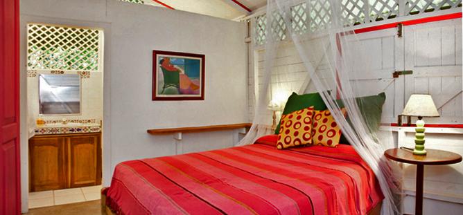 Casa Estrellita – Schlafzimmer