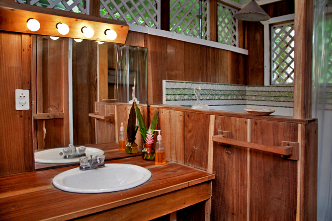 Casa Mariana – Badezimmer