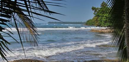 Costa Rica Cahuita Nationalpark Strand