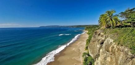 Quizales Beach - Strand vom Tango Mar