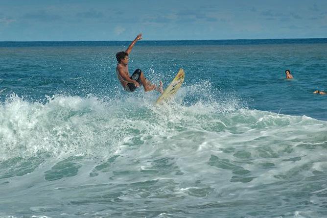 Puntarenas Malpais Surfing