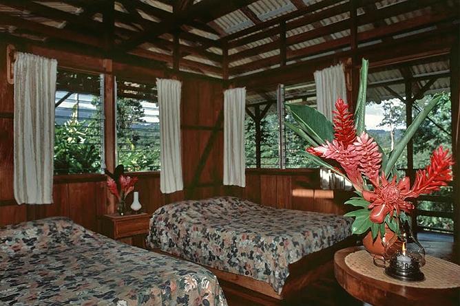 Selva Bananito Lodge – Standard Cabin