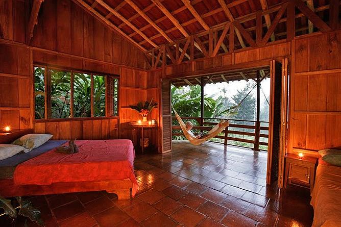 Selva Bananito Lodge – Superior Cabin
