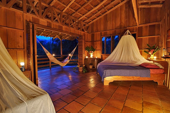 Selva Bananito Lodge – Superior Cabin