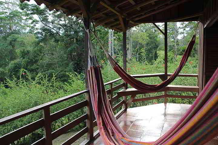 Selva Bananito Lodge Comfort Cabina