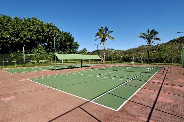 Tango Mar – Tennisplätze