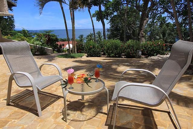Tango Mar – Tropical Suite Blick zum Meer