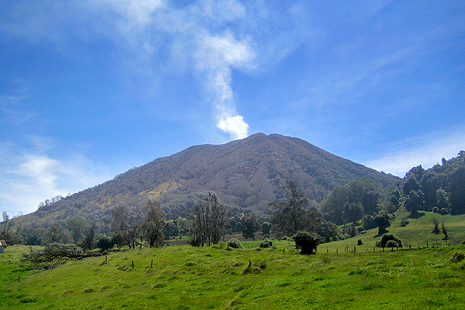 Guayabo Lodge – Vulkan Turrialba