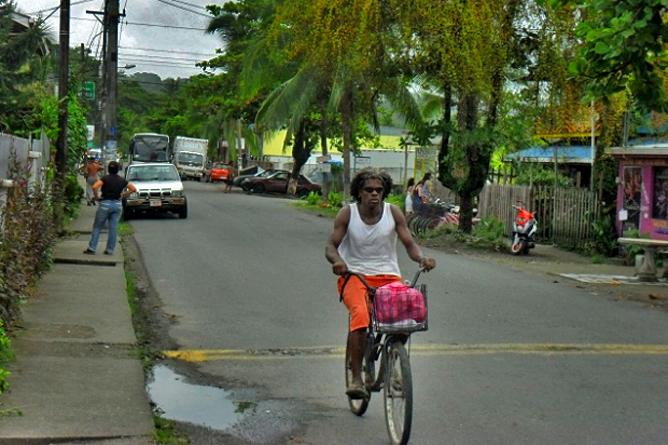 Bananao in Puerto Viejo