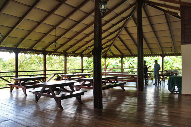 La Anita Rainforest Lodge