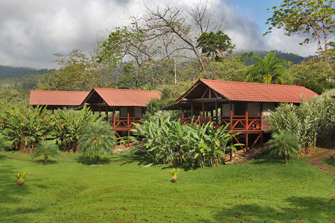 La Anita Rainforest Lodge Cabinas