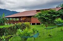 La Anita Rainforest Lodge Restaurant