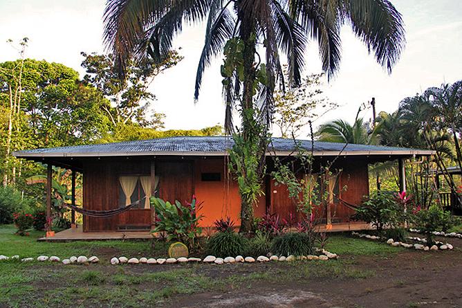 Laguna del Lagarto Lodge – Bungalow