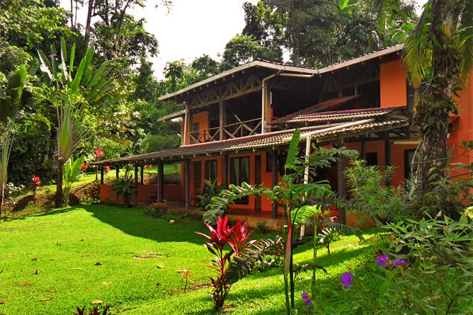 Laguna del Lagarto Lodge – Casa Laguna