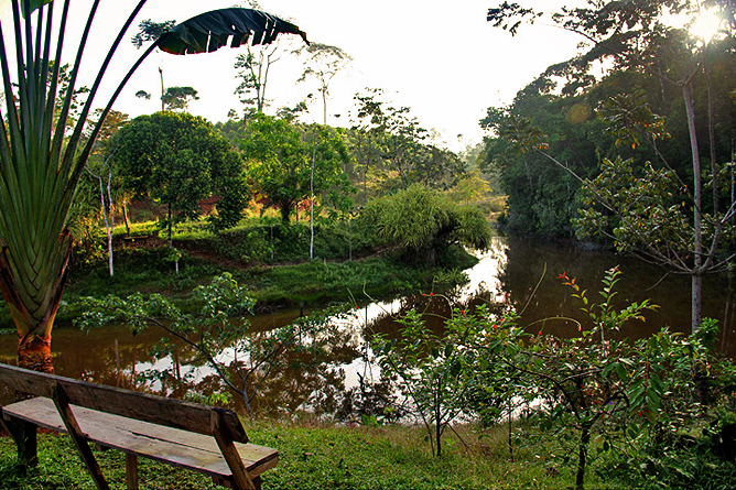 Laguna del Lagarto Lodge – Lagune