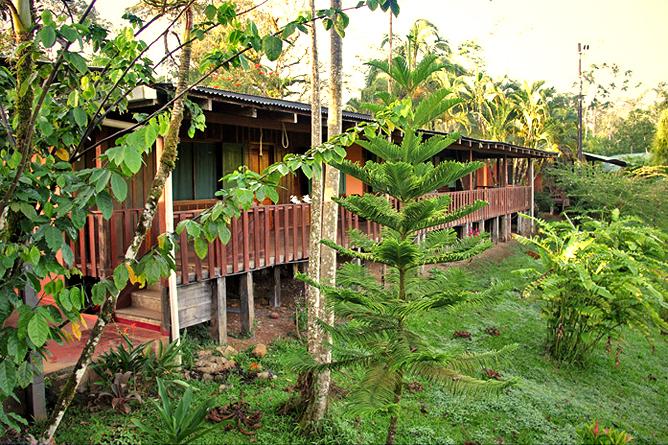 Laguna del Lagarto Lodge – Mehrbettzimmer