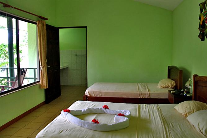 Laguna del Lagarto Lodge – Schlafzimmer