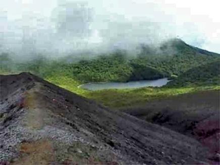 Rincón de La Vieja in Costa Rica