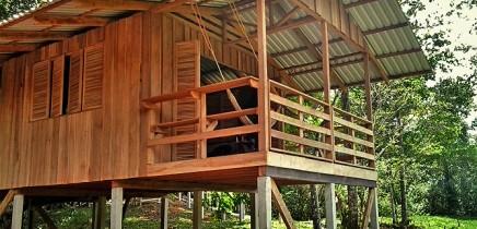 Selva Bananito Lodge - Stelzenhaus