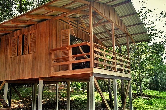 Selva Bananito Lodge – Stelzenhaus