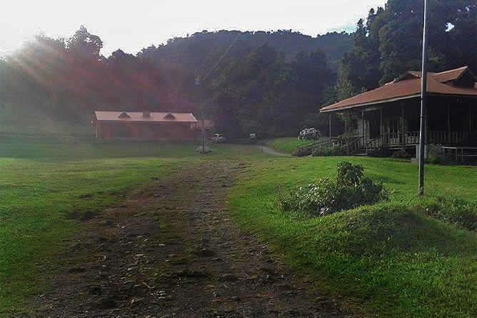 Albergue Pozo Verde – Anwesen