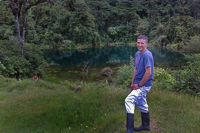 Albergue Pozo Verde – Douglas am Pozo Verde