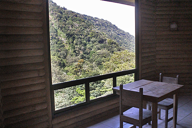 Albergue Pozo Verde – Standard-Zimmer: Ausblick