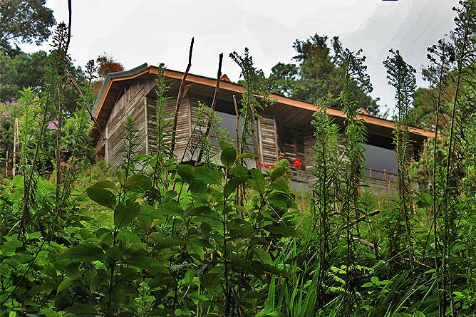 Albergue Pozo Verde – Standard-Zimmer: Aussenansicht