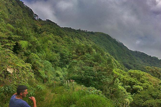 Albergue Pozo Verde – Tour: Vulkan Porvenir