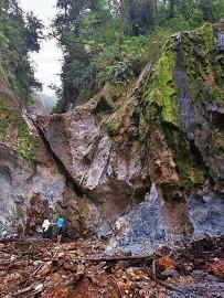 Albergue-Pozo-Verde-Tour-Vulkankrater-Viejo-Minen
