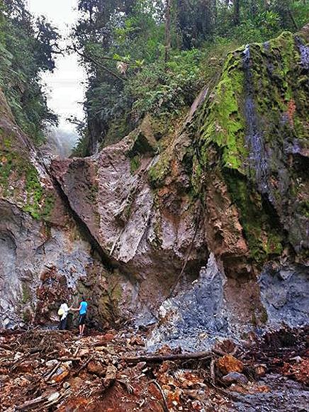 Albergue Pozo Verde – Tour: Vulkankrater Viejo Minen