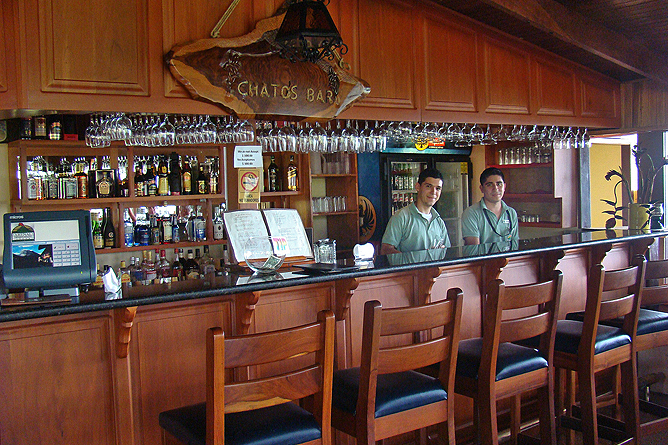 Arenal Observatory Lodge – Bar