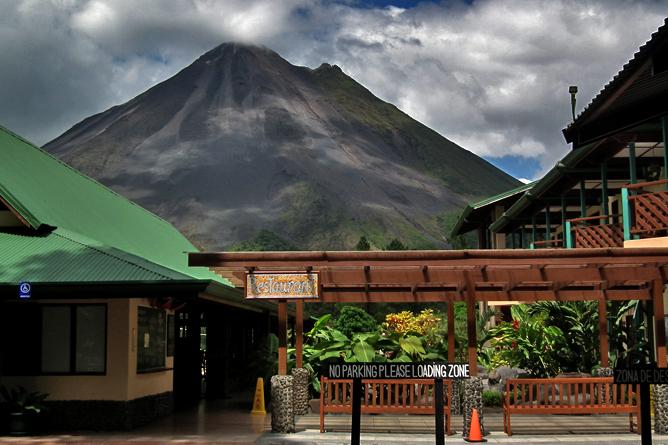 Arenal Observatory Lodge – Vulkanblick