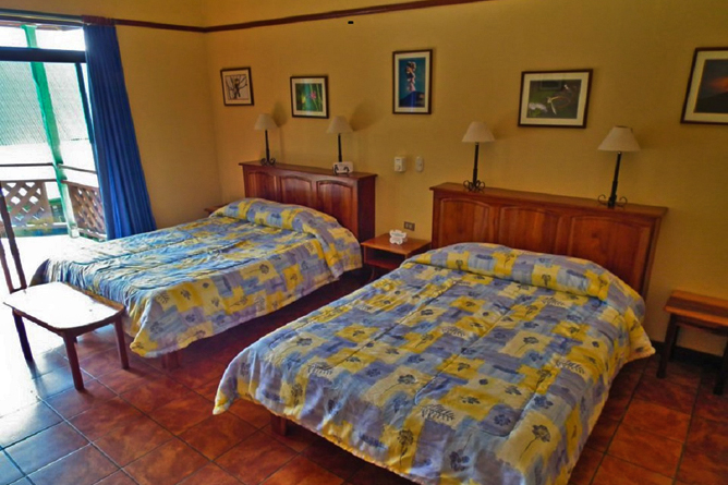 Arenal Observatory Lodge – Standardzimmer