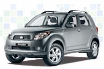 Daihatsu Bego L – Adobe Rent-a-car Costa Rica – nachhaltig zertifizierter Tourismusanbieter