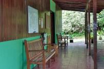 Biologische Station_Bungalow Zimmer Iguanas_Terrasse_03-2018