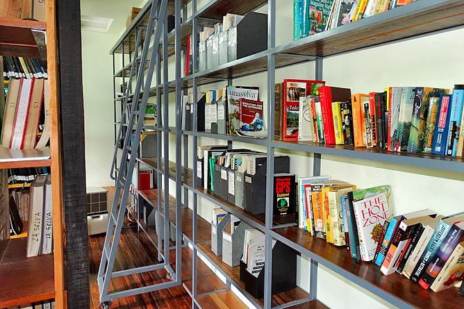 Biologische Station Forschungsstation Bibliothek