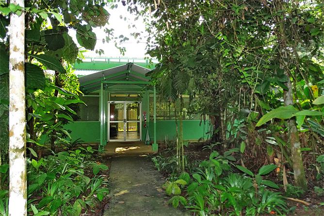 Biologische Station Forschungszentrum