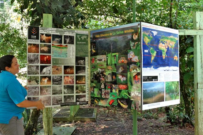 Biologische Station Geführte Naturwanderwege