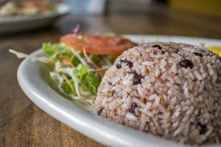 Bugabutik_Restaurant_Karibisches Gallo Pinto mit Kokosmilch_07-12-2017