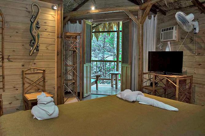 Bugabutik Superior Zimmer mit Terrasse